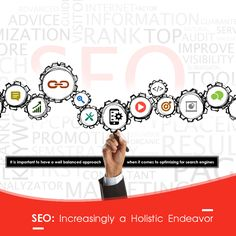 The art of search engine optimization has changed quite a bit over the years and the evolution shows no signs of slowing. The days of focusing on just one aspect of marketing or SEO as the primary driver of your strategy are coming to an end. Now, more than ever before, it is important to have a well balanced approach when it comes to optimizing for search engines as well as overall marketing strategy. This is because Google's algorithms no longer emphasize just 1 or   Read More +