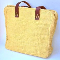 Sigo (bags & more) ( Go Bags, Custom Bags, Handmade Accessories, Leather Bags, Handmade Bags, Sparkle, Shoulder Bag, Tote Bag, Yellow