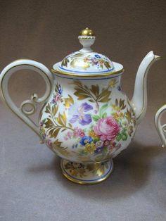 Limoges Teapot