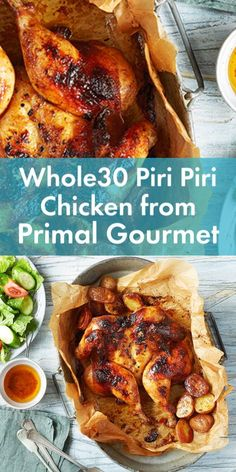 Dinner Dishes, Main Dishes, Whole30 Food List, Bariatric Recipes, Healthy Recipes, Piri Piri, Clean Eating, Healthy Eating, Roast Chicken Recipes