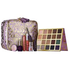 Bon Voyage Collector's Set And Travel Bag - tarte | Sephora