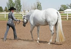 Showmanship Tune-Up | Horse&Rider | Western Training - How-To - Advice