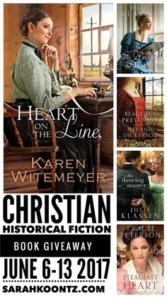 Yay for book giveaways! This one includes 5 of my favorite Christian Historical Fiction Books plus a FREE printable Summer Reading List for Christian Women   Reading Challenge   Adult Reading List   Book Ideas for Women   Book Reviews   Books for Mom