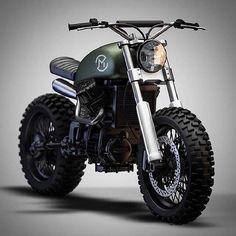 Pin By Bernard Pasalbessy On Scrambler Style Motorcycle