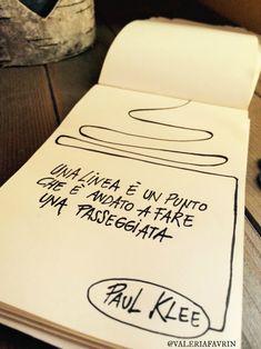 "ingarbugliata-mente:  ""Paul Klee.  """