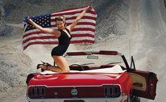 A true American pony car