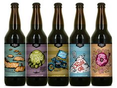 On the Creative Market Blog - 20 of the Most Creative Beer Packaging Designs Ever