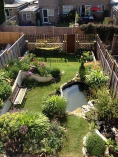 A small garden can also be nice and inviting. # Inviting garten gestalten A small garden can also be nice and inviting.