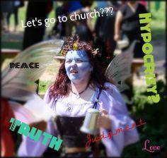I still love the church......REALLY???