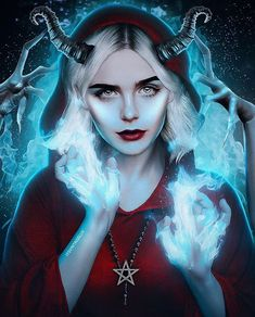 Finally something to look forward to. Chill Style, Kiernan Shipka, Sabrina Spellman, Dibujos Cute, Witch Art, Dark Lord, Archie Comics, Film Serie, Cartoon Art