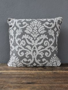 katniss pewter pillow   redinfred.com  bringing texture + visual delight together; the katniss pillow in pewter will catch eyes anywhere you place it. bold enough to stand alone or mix in with your other favorites!