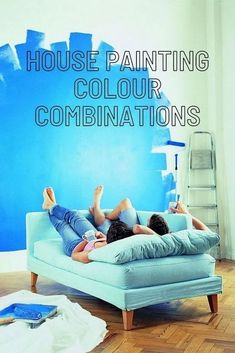 The colours you pick for your walls will serve a function, and you decide what that function is. #HousePaintingColourCombinations #ColourCombinationsForHousePainting #HousePaintingColorsCombinationsColourPalettes Interior Color Schemes, Interior Paint Colors, Paint Colors For Home, House Colors, House Painting Colour Combinations, Color Combinations, Neutral Paint Colors, Grey Paint, Kitchen Paint