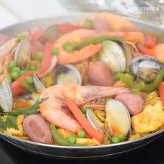 Salmon Pasta Recipes, Broccoli Soup Recipes, Easy Chicken Recipes, Seafood Recipes, Easy Dinner Recipes, Mexican Food Recipes, Easy Meals, Cooking Recipes, Healthy Recipes