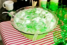 Wicked the Musical Birthday Party - Click the photo of the punch for amazing ideas!