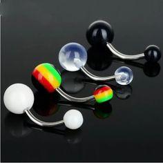 Shop powered by PrestaShop Body Jewelry Piercing, Navel Piercing, Belly Button Piercing, Body Piercing, Ear Piercings, Jewelry Kits, Metal Jewelry, Belly Rings, Belly Button Rings
