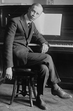 Sergei Prokofiev (1891 – 1953) was a Russian composer, pianist and conductor. He is regarded as one of the major composers of the 20th century. #Russia