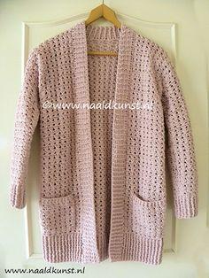 Crochet Cardigan Pattern, Crochet Jacket, Crochet Shawl, Knit Crochet, Jackets For Women, Sweaters For Women, Elegant Saree, Crochet Clothes, Cotton