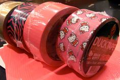 Duck Brand® Patterned Duct Tape Rolls