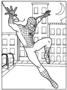 spiderman ausmalbilder - ausmalbilder für kinder | ausmalbilder zum ausdrucken, ausmalen