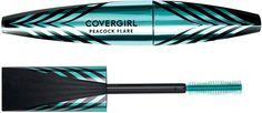 I haven't met too many Covergirl mascaras I like but maybe Peacock Flare Mascara might change my mind? Covergirl Peacock Flare Mascara is the brand's lates
