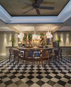 The 1904 Bar at The St. Regis Mauritius Resort