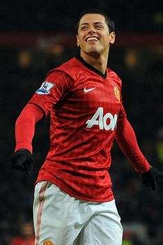 Javier Hernandez, Manchester United Players, Premier League Champions, European Cup, Europa League, Football Players, Grande, Soccer, The Unit
