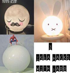 3 Fado Lamp Hacks