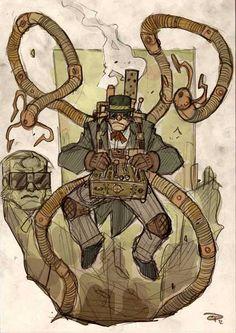 marvel steampunk - Cerca con Google