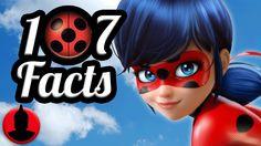 107 Miraculous: Tales of Ladybug & Cat Noir Facts - (ToonedUp #176) | Ch...