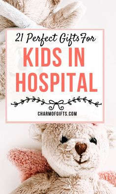 Here are 21 best gift ideas for a child in hospital that will bring him or her comfort and relaxation. Screen free hospital gifts for kids. Get well soon gifts for kids even Parents would love. Diy Gifts For Mom, Cool Gifts For Kids, Gifts For Teens, Kids Gifts, Free Gifts, Hospital Gifts, Kids Hospital, Childrens Hospital, Surgery Gift