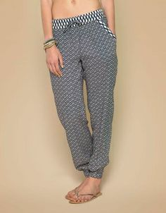 Gorgeous trousers from Accessorize - perfect for the beach and lunch