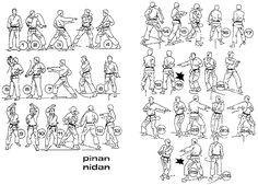 Liste des Katas WADO-RYU de l'ASH KARATE