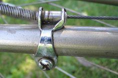 cable guide braze on rear derailleur - Google Search
