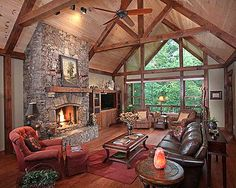 Plan 24111BG: Splendid Mountain Home Plan