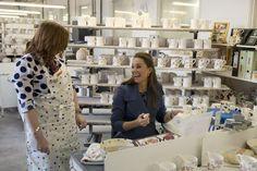 Pin for Later: Kate Middleton greift ein weiteres Mal zum Pinsel