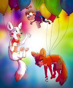 SOOOO KAWAII, except for balloon boy