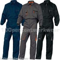 Delta Plus Panoply Work Wear Mens Overalls Boiler Suit Coveralls Mechanics Mechanic Overalls, Work Overalls, Uni Fashion, Workwear Fashion, Fasion, Corporate Outfits, Boiler Suit, Uniform Design, Logan