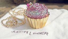 Diamond cupcake