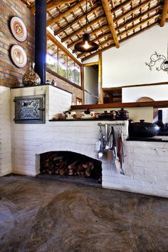 Grills and wood ovens: 7 crazy options! (From Amy Buxton)