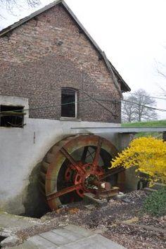 Watermill Zutendaal, Belgium
