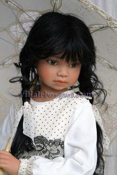 Majorlaine unique Angela Sutter doll