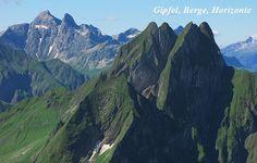#Oberstdorf und seine #Berge
