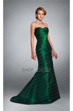 Formal Dress Prom Dresses #green