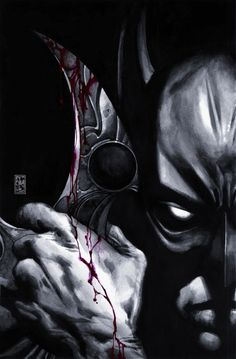Batman. In your face...