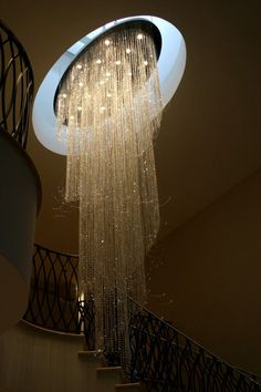 Dramatic Contemporary Chandeliers born to make a Statement ...