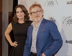 Photos by Maya Werner: New York Stage & Film Honored Tina Fey & Don Katz at Chelsea Piers on December 5 at their annual gala. Many celebs present. See Pix