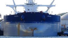 #ship #shipping #tanker #tankers #crude #crudeoil #crudeoiltanker #seamen #seafarer #oil #offshore #Port #portofrotterdam #Europoort #harbour #vlcc #Ghazal #seafarerslife #captain #offshorelife #Sea #vessel #biggest #mega #megaship #ultra #ultralarge #water #earth #planet #vlcc by richard.telder