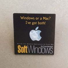 SoftWindows Power Mac