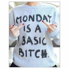 """""""¿Todas de acuerdo? ¡Yo no!  Amo los lunes porque son como un reseteo para empezar de nuevo y hacer las cosas mejor.  Hoy no sólo es lunes, sino que…"""""""