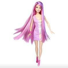 Barbie Toys  3y+  Barbie Hairtastic Doll 3 | Shop Online